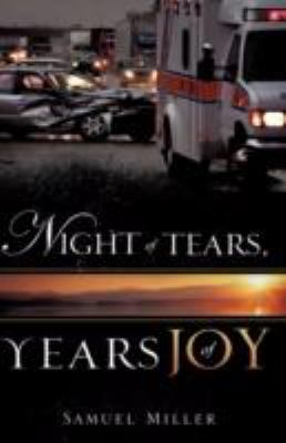 Night of Tears, Years of Joy N/A edition cover