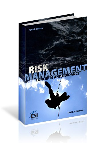 Risk Management Concepts and Guidance 4th 2012 (Revised) 9781890367558 Front Cover