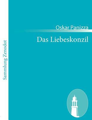 Liebeskonzil   2010 9783843059558 Front Cover