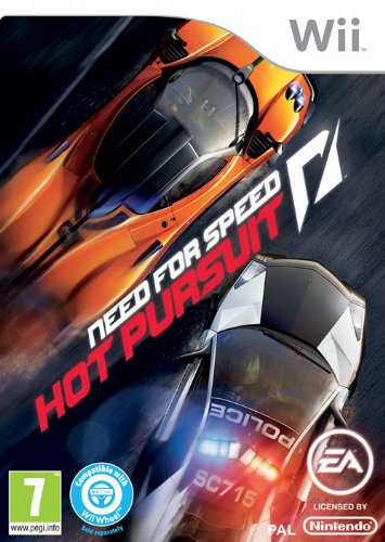 Need For Speed: Hot Pursuit (Wii) Nintendo Wii artwork