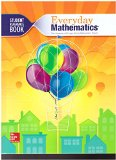 Everyday Mathematics, Grade 3, Reference Book:  1st 2015 9780021383559 Front Cover