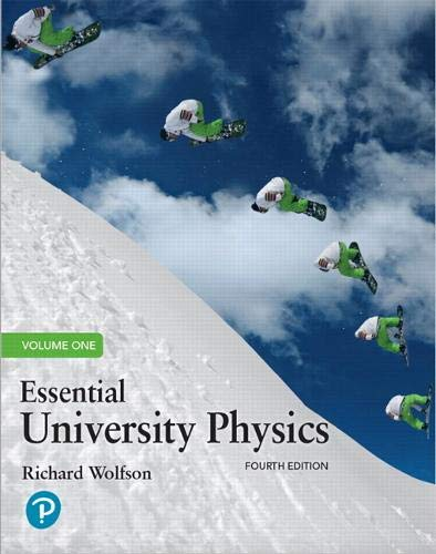Essential University Physics:   2019 9780134988559 Front Cover