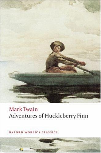 Adventures of Huckleberry Finn   2008 edition cover