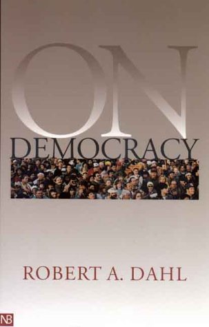 On Democracy   2000 edition cover