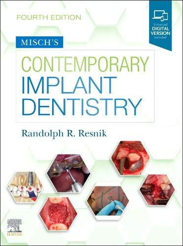 Cover art for Contemporary Implant Dentistry, 4th Edition