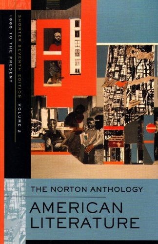 Norton Anthology of American Literature  7th 2008 9780393930559 Front Cover