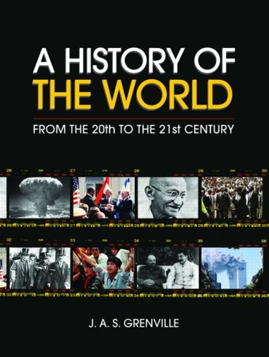 History of the World From the 20th to the 21st Century 2nd 2005 (Revised) edition cover