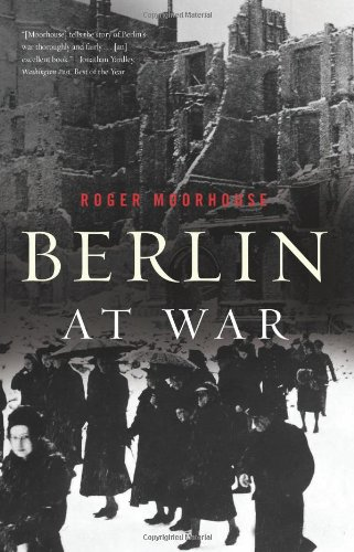 Berlin at War  N/A edition cover
