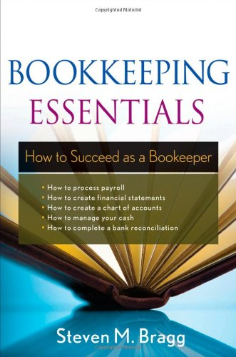 Bookkeeping Essentials How to Succeed As a Bookkeeper  2011 9780470882559 Front Cover