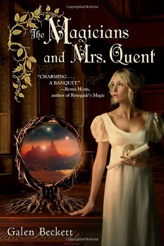 Magicians and Mrs. Quent   2009 9780553592559 Front Cover
