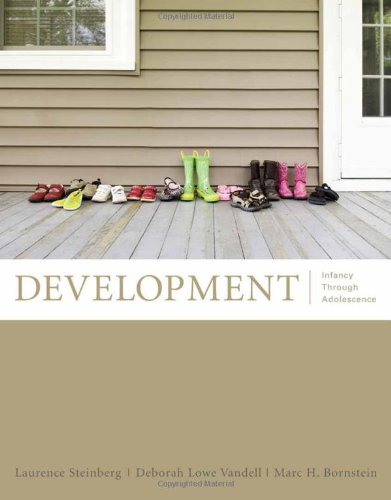 Development Infancy Through Adolescence  2011 edition cover
