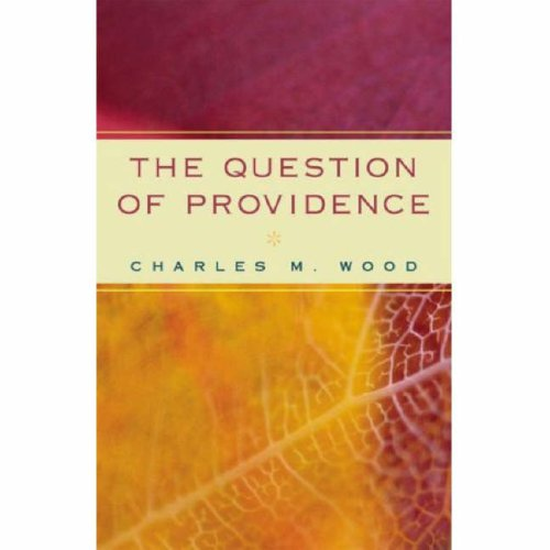 Question of Providence   2008 edition cover