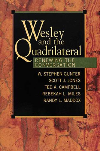 Wesley and the Quadrilateral A Conference N/A edition cover