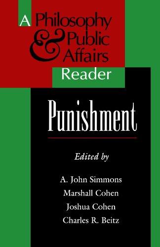 Punishment   1995 edition cover