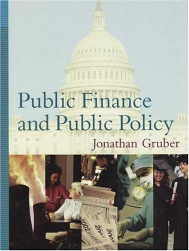 Public Finance and Public Policy   2006 edition cover