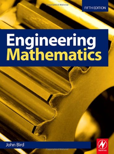 Engineering Mathematics  5th 2007 9780750685559 Front Cover