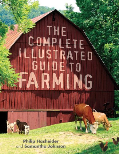 Complete Illustrated Guide to Farming   2014 edition cover