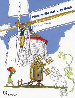 Windmills Activity Book   2010 edition cover