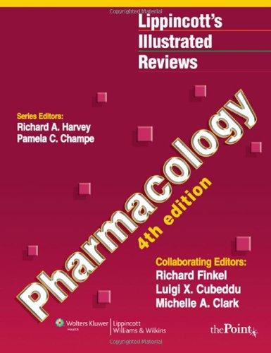 Pharmacology  4th 2009 (Revised) edition cover