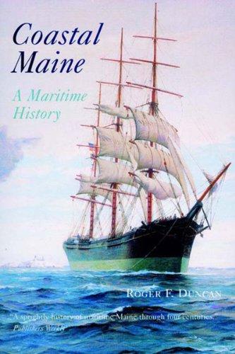 Coastal Maine A Maritime History  2002 edition cover