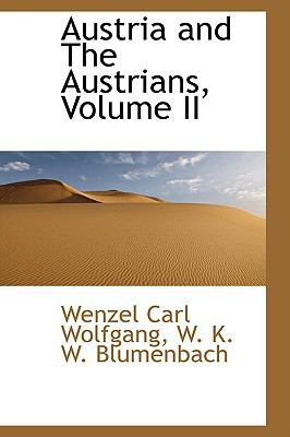 Austria and the Austrians  2009 edition cover