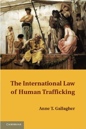 International Law of Human Trafficking   2012 edition cover