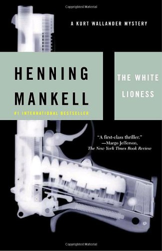 White Lioness   1998 (Reprint) edition cover