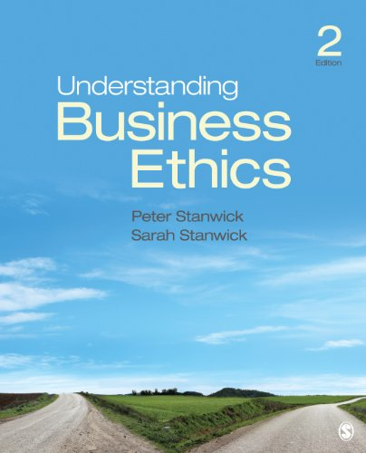 Understanding Business Ethics  2nd 2014 edition cover