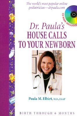 Dr. Paula's Housecalls   2000 9781555612559 Front Cover