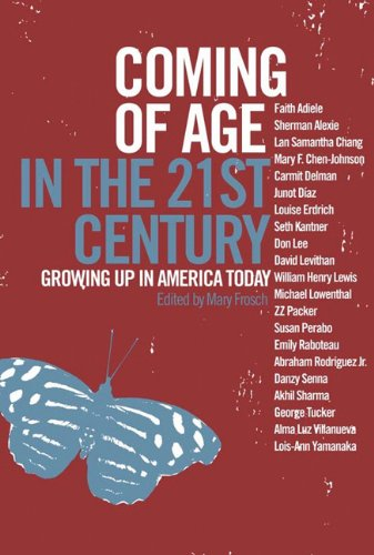 Coming of Age in the 21st Century Growing up in America Today  2008 edition cover