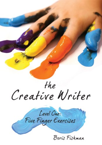 Creative Writer Level One Five Finger Exercises N/A 9781933339559 Front Cover