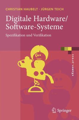 Digitale Hardware / Software-systeme: Spezifikation Und Verifikation  2010 edition cover