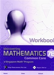 DISCOVERING MATHEMATICS 7B-WOR N/A edition cover