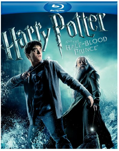 Harry Potter and the Half-Blood Prince [Blu-ray] System.Collections.Generic.List`1[System.String] artwork