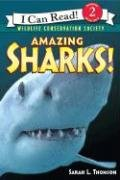 Amazing Sharks!  N/A 9780060544560 Front Cover