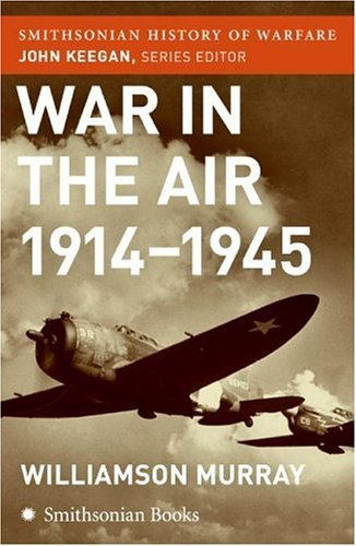War in the Air, 1914-1945  N/A edition cover