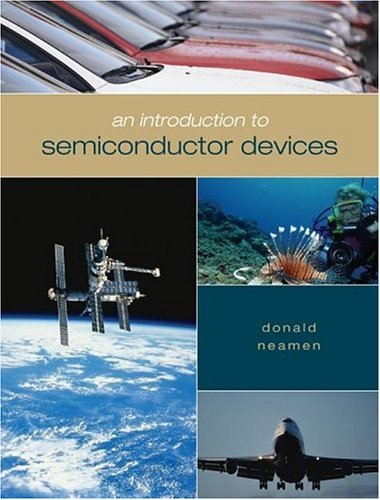 Introduction to Semiconductor Devices   2006 edition cover