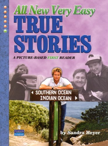 All New Very Easy True Stories A Picture-Based First Reader  2006 edition cover
