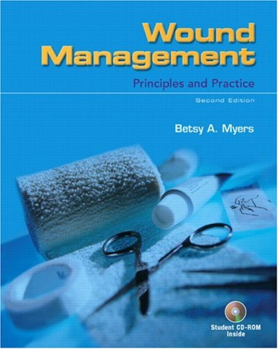 Wound Management Principles and Practice 2nd 2008 edition cover