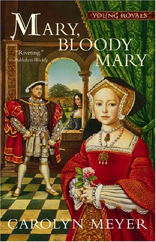 Mary, Bloody Mary   2001 edition cover