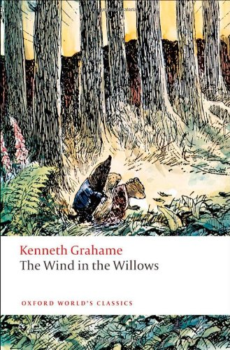 Wind in the Willows   2010 edition cover