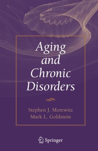 Aging and Chronic Disorders   2007 edition cover