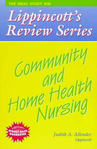 Community and Home Health Nursing  5th edition cover