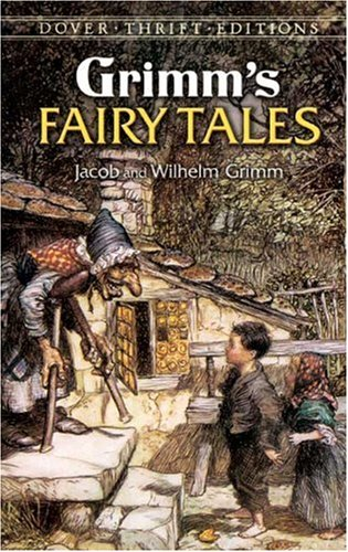 Grimm's Fairy Tales   2007 edition cover