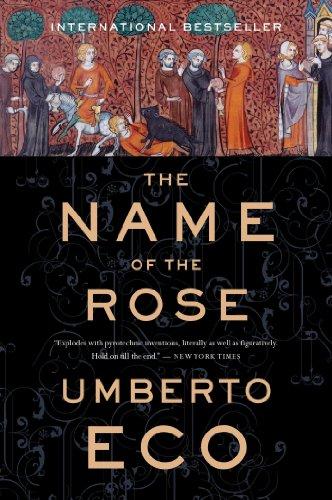 Nome della Rosa   2014 edition cover