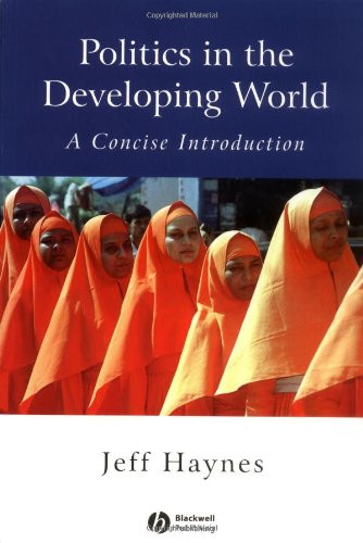 Politics in the Developing World A Concise Introduction 2nd 2002 (Revised) edition cover