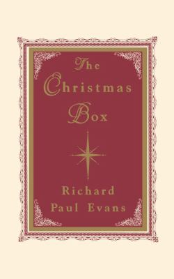 Christmas Box LP   2002 (Large Type) 9780743236560 Front Cover