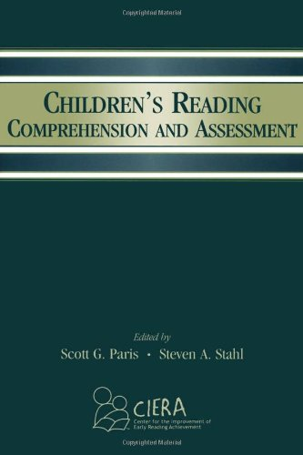 Children's Reading Comprehension and Assessment   2005 edition cover