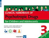 Clinical Handbook of Psychotropic Drugs for Children and Adolescents  3rd 2015 edition cover
