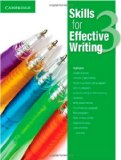 Skills for Effective Writing Level 3 Student's Book   2013 edition cover